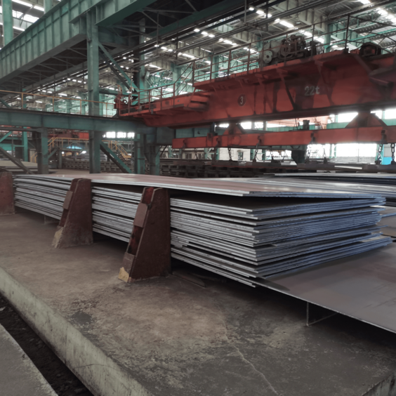 GB/T1591 Q390D Carbon and Low-alloy High-strength Steel Plate