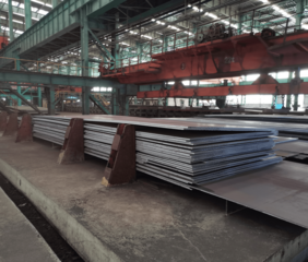 JIS G3101 SS490 Carbon and Low-alloy High-strength Steel Plate