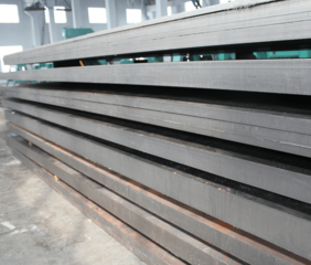 DIN17100 St37-2 Carbon and Low-alloy High-strength Steel Plate