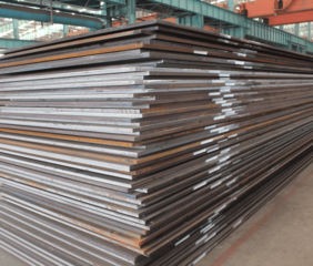 DIN17100 St52-3 Carbon and Low-alloy High-strength Steel Plate