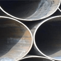 JIS G3101 SS400 SSAW pipe