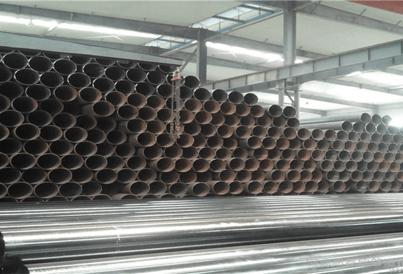 GB/T1591 Q345A LSAW pipe
