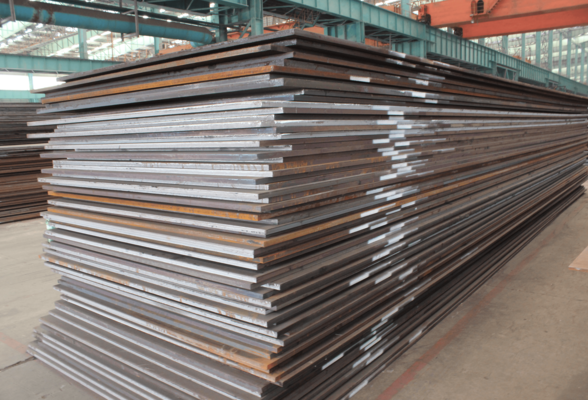 GB/T1591 Q345C Carbon and Low-alloy High-strength Steel Plate