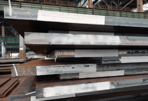 EN10025-2 S420J0 Carbon and Low-alloy High-strength Steel Plate
