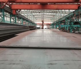 JIS G3106 SM400C Carbon and Low-alloy High-strength Steel Plate