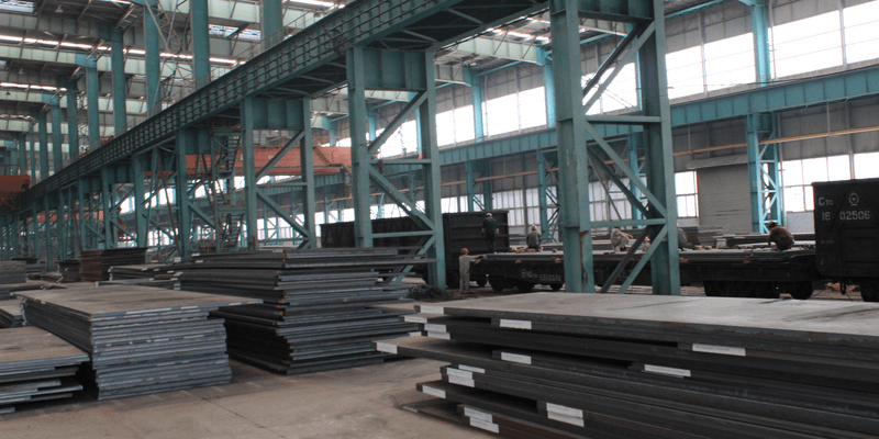 JIS G3101 SS400 Carbon and Low-alloy High-strength Steel Plate