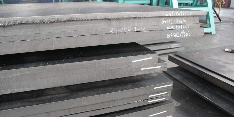 EN10025-6 S890Q Carbon and Low-alloy High-strength Steel Plate