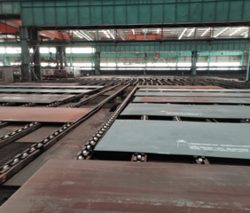 JIS G3106 SM490C Carbon and Low-alloy High-strength Steel Plate