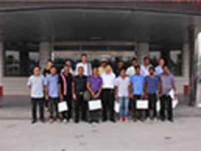 热烈欢迎斯里兰卡考察团一行13人到龙昌集团考察