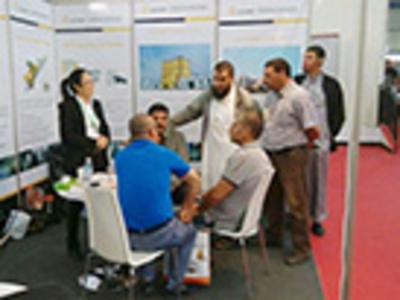 龙昌集团开拓非洲市场,SIPSA国际会展上闪光芒