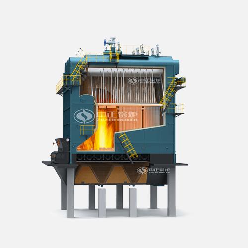 DZL系列生物质水火管热水锅炉高清大图
