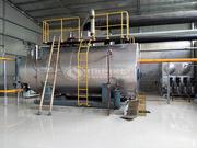 赣酒酒业2吨WNS系列冷凝式燃气蒸汽锅炉项目