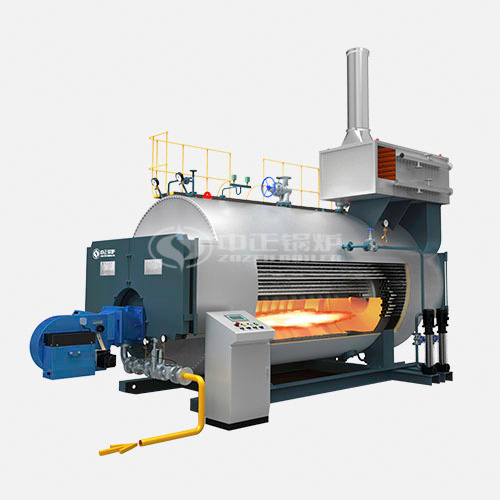 WNS系列燃油/燃气热水锅炉高清大图