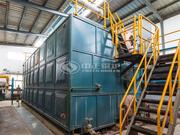 20吨SZS冷凝式燃气蒸汽锅炉项目(同源制药)