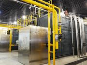 陕西中烟25吨SZS系列燃气蒸汽锅炉项目