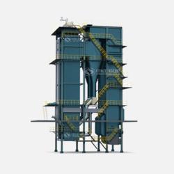 QXX系列循环流化床热水锅炉