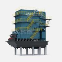 SHL系列散装链条炉排蒸汽锅炉