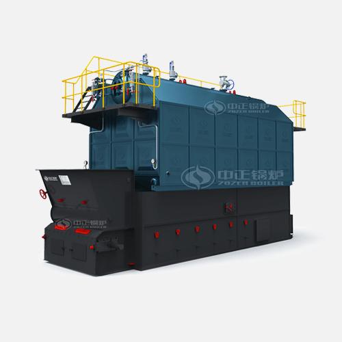 SZL系列燃煤蒸汽锅炉高清大图