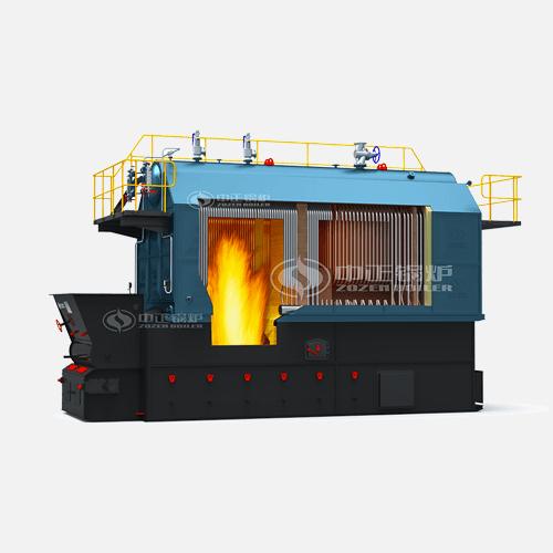 SZL系列生物质蒸汽锅炉高清大图