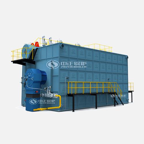 SZS系列燃油/燃气饱和蒸汽锅炉高清大图