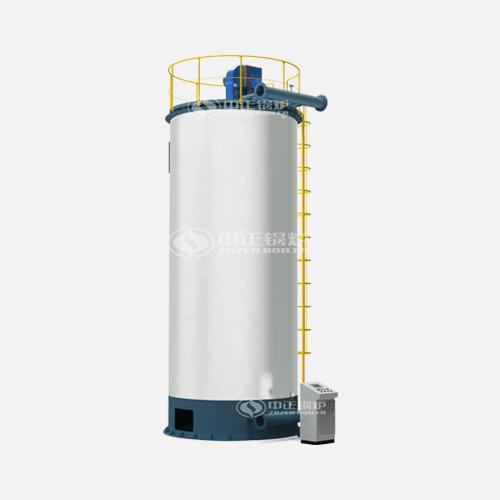 YQL系列燃油/燃气立式导热油锅炉高清大图