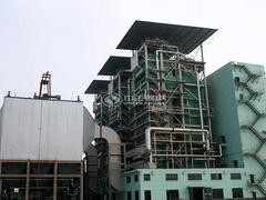 康泰产业17.5MW SHX系列循环流化床热水锅炉项目