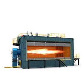 SZS系列燃油/燃气过热蒸汽锅炉