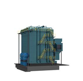 DHS系列中温中压燃油/燃气蒸汽锅炉
