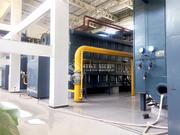 江苏中煤电缆6吨SZS系列冷凝式燃气锅炉项目