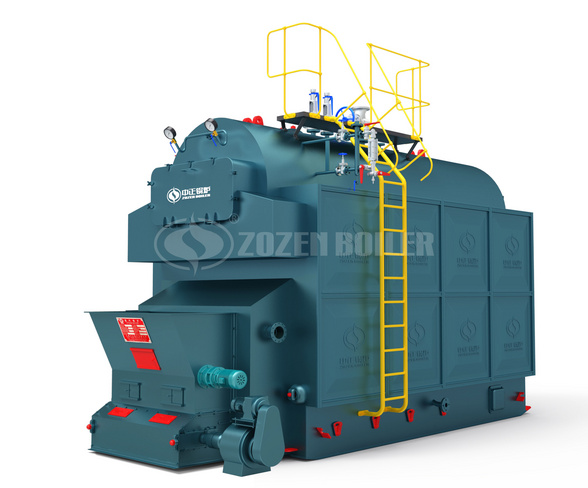 DZL series biomass-fired steam boiler - Biomass-fired boilers ...