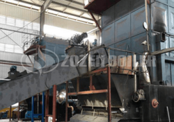 15 tph of coal-fired steam boiler for pharmaceutical factory
