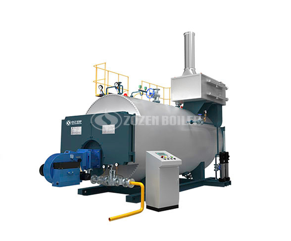 WNS series gas-fired(oil-fired) steam boiler - Gas-fired boilers ...