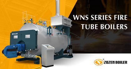 ZOZEN's WNS series fire tube boilers are preferred by SOORTY in Pakistan