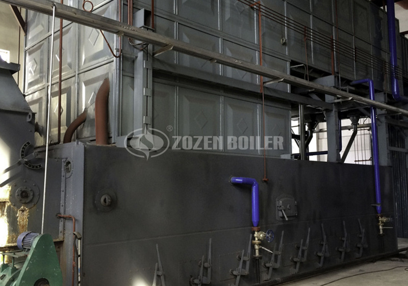20 tph SZL coal-fired steam boiler for dairy industry