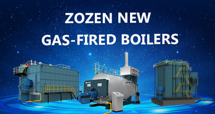Being the industry benchmark, ZOZEN is forging new gas-fired boilers for new times