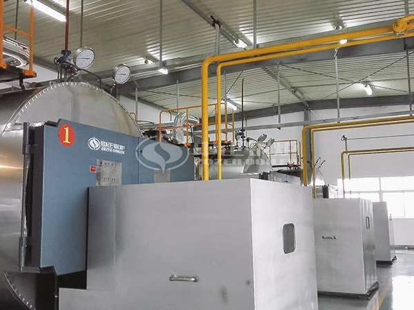 ZOZEN gas-fired boiler project for Geely Auto