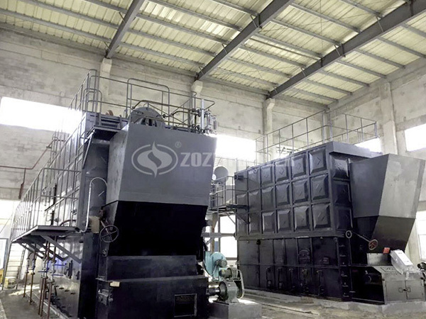 ZOZEN biomass-fired boilers for oil refining industry in Indonesia