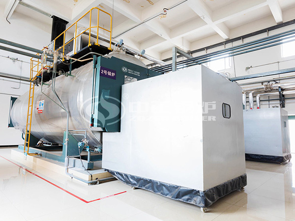 ZOZEN gas-fired boiler for Sinopharm A-Think Pharmaceutical