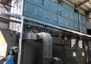 20 tph SZL series biomass fired steam boiler for wood industry