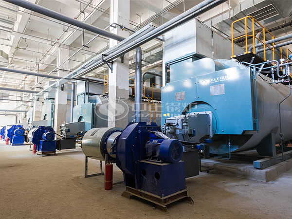 ZOZEN WNS series gas-fired boilers for The Second Hospital of Jilin University