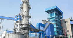 ZOZEN circulating fluidized bed boiler efficiently and clean utilize low quality coal