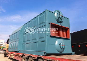 15tph SZL series chain grate steam boiler for the feed industry