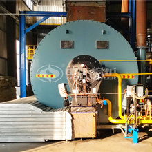 12MW YQW series gas-fired thermal fluid heater for the chemical industry