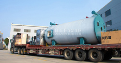 ZOZEN YQW Series Thermal Fluid Heaters Participate in the Construction of The Belt and Road Project