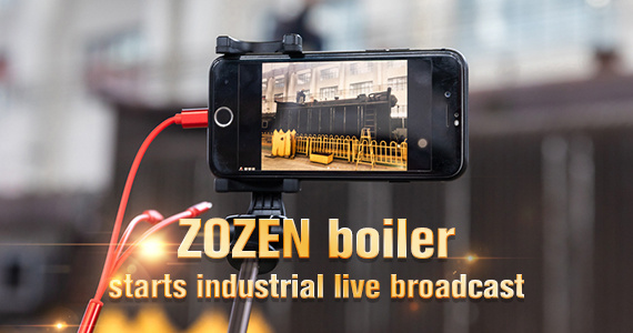 Actively responding to COVID-19, ZOZEN starts the industrial live broadcast mode