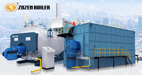 With the implement of new standards for boiler emission, ZOZEN boilers are highly favored