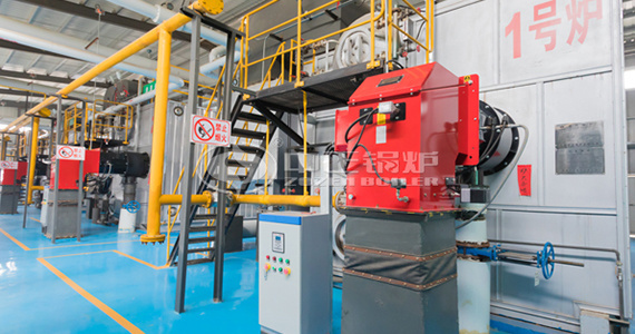 ZOZEN Boiler helps Hebei's enterprises pass the new emission standards of 2020