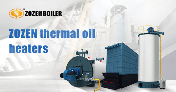 With excellent safety performance, ZOZEN thermal oil heaters provide a guarantee for the safety production of the chemical industry