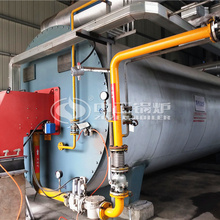 4 million kcal YQW series gas-fired thermal oil heater project for the food additive industry