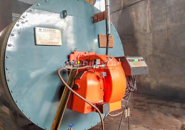 3 million kcal YQW series gas-fired thermal oil heater project for textile industry